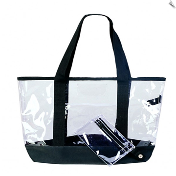 Admiral Clear Tote