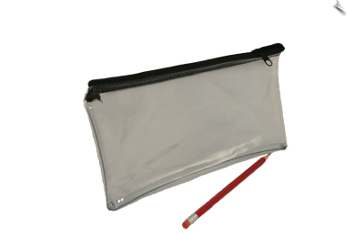 Clear Pencil Case