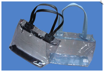 Clear Plastic Bags - Purses, Backpacks, Totes, Beach Bags & Clutches