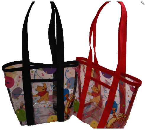 Winnie-the-Pooh Party Tote